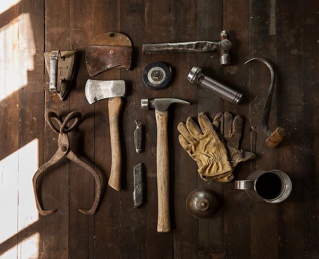 Gear Up – Tools not Weapons